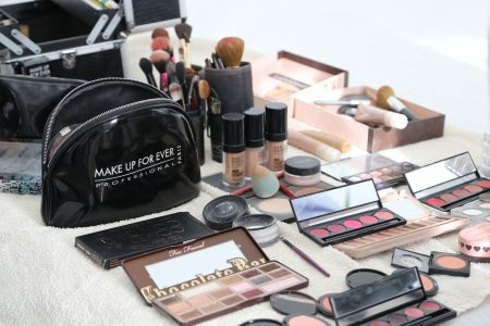 maquillage secrets d'agnès